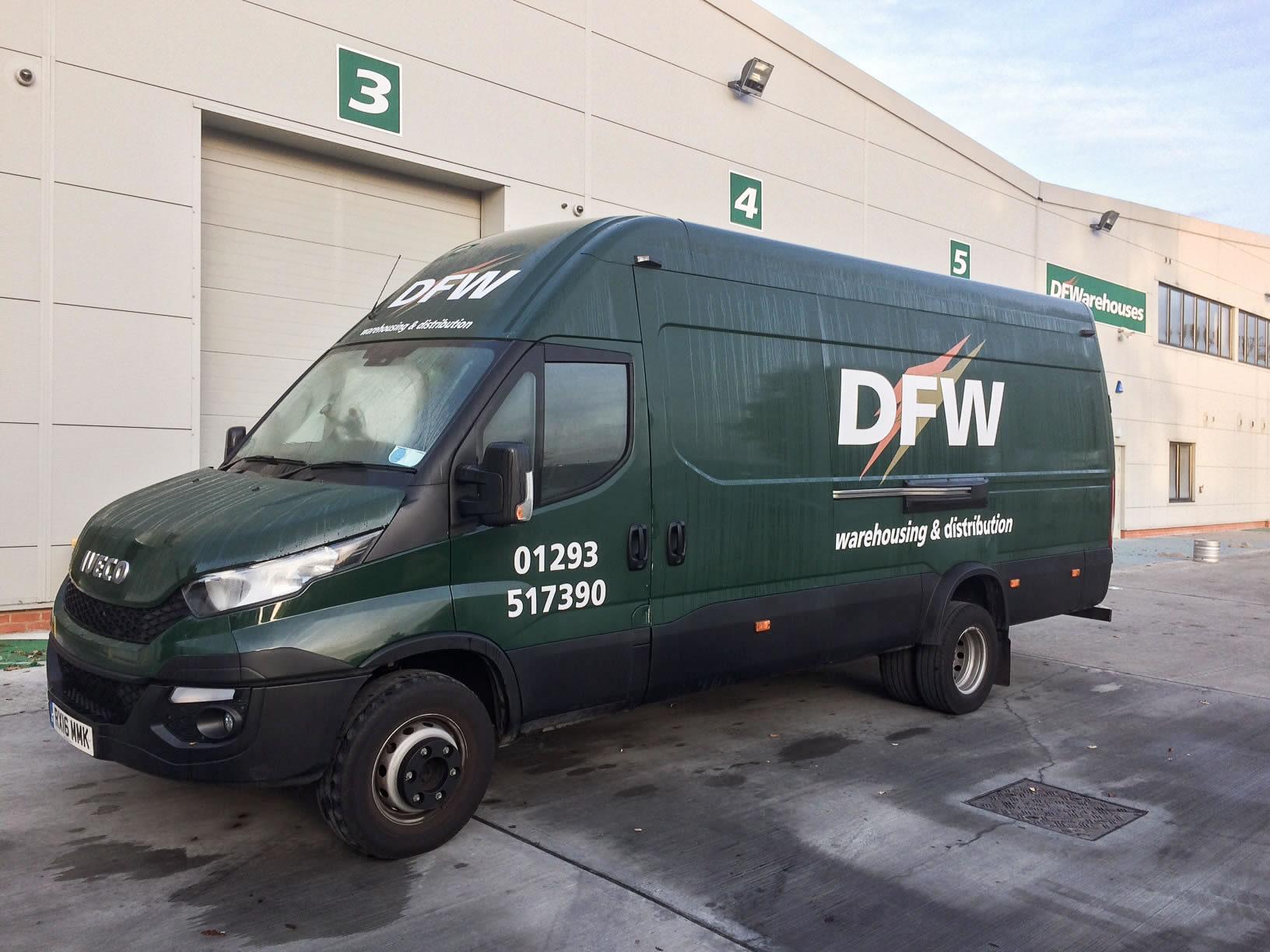 DFW Van